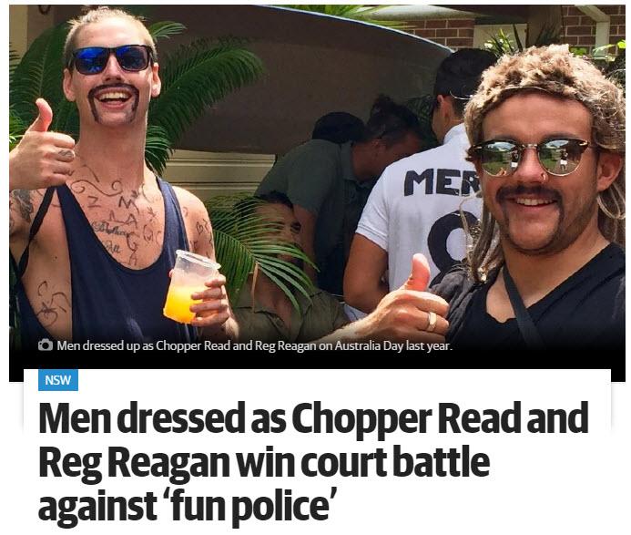 reg-reagan win court battle | The Defenders: Sydney Criminal Lawyers
